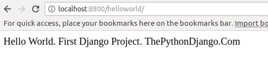 Using Docker instead of Virtual Environment for Django app